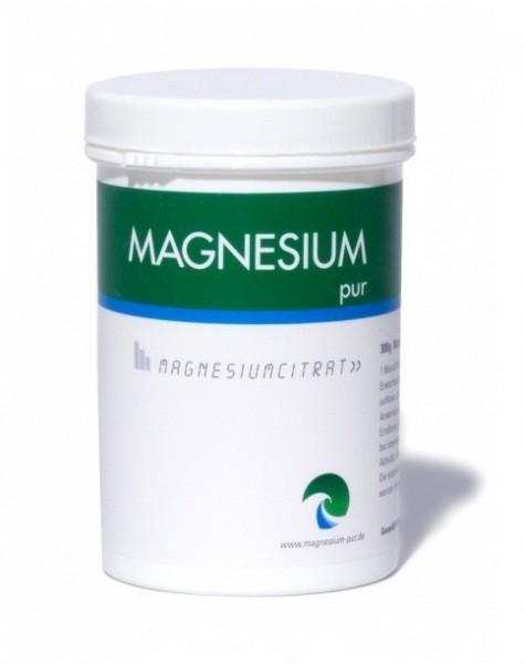 Magnesium-Citrat Pulver, Magnesium Pur