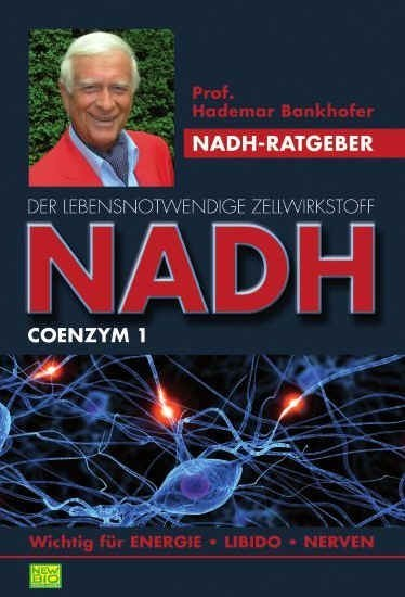 NADH COENZYM 1 - Der lebensnotwendige Zellwirkstoff