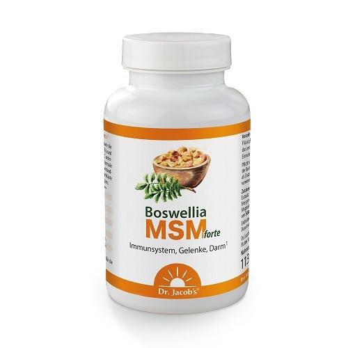 Boswellia MSM forte 113 g
