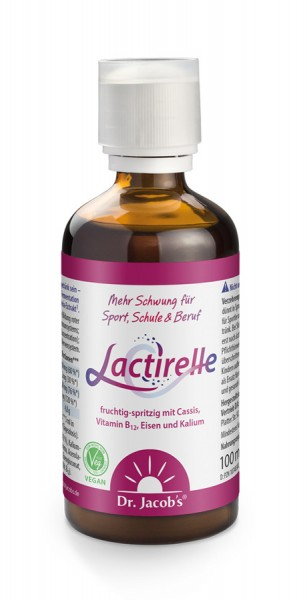 Lactirelle - gesunde Energie-Essenz