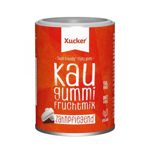 Xylit-Kaugummis Spearmint, Fruchtmix oder Freshmint