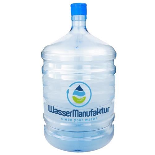 Wasserbehälter 18,9 l aus TRITAN ohne BPA (Bisphenol-A frei)