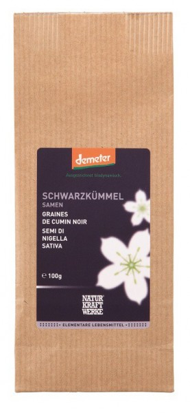 Schwarzkümmel-Samen, BIO, demeter, Sekem