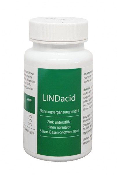 LINDacid Basentabletten bei Sodbrennen