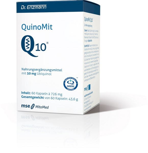 QuinoMit Q10 MSE Kapseln