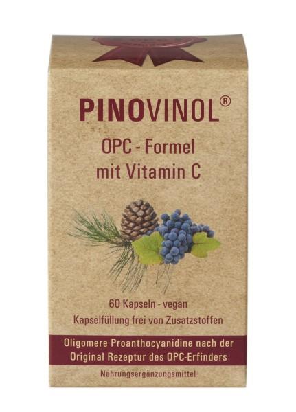 Pinovinol - OPC Kapseln mit Vitamin C aus Acerola