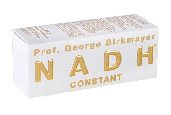 NADH Constant - 20 mg Coenzym1 - original nach Prof. Birkmayer