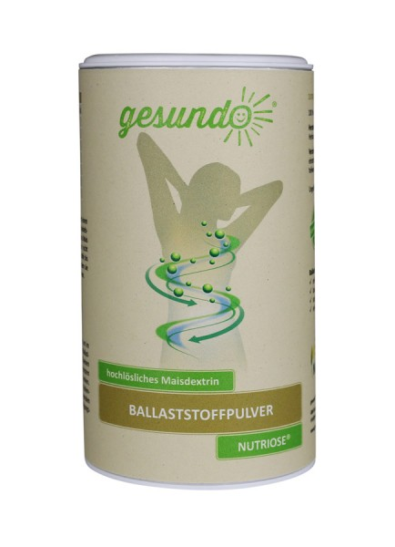 Ballaststoffpulver Nutriose aus resistentem Mais-Dextrin